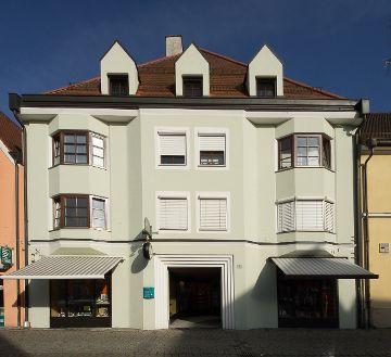 Schrobenhausen, 11 Einheiten Wohnen und Gewerbe