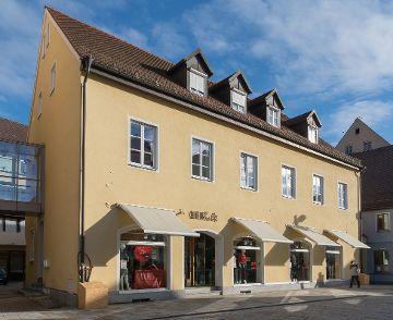 Schrobenhausen, 5 Einheiten Wohnen und Gewerbe