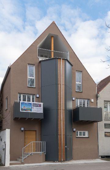 Schrobenhausen, 7 Einheiten Wohnen und Gewerbe