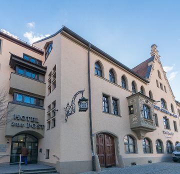 Schrobenhausen, Gewerbe