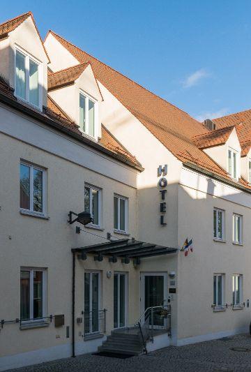 Schrobenhausen, Hotel