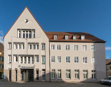 Schrobenhausen, Wohnen und Gewerbe